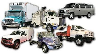 bus truck fleet